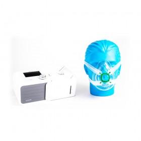 Kit CPAP Yuwell + Máscara Simples Almofadada