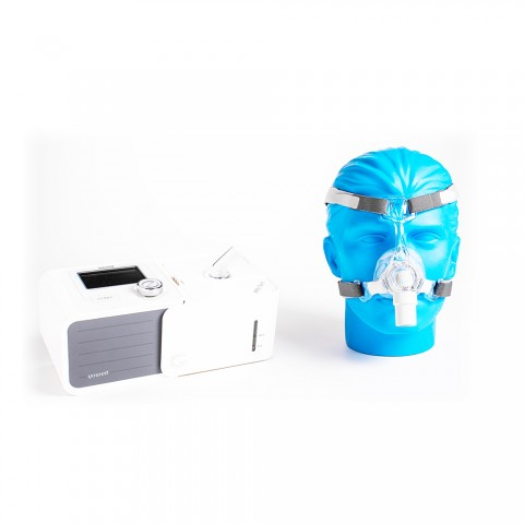 Kit CPAP Yuwell YH560 + Máscara Philips Pico