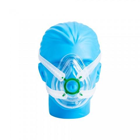 Máscara Simples Almofadada + Suporte de Silicone
